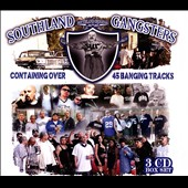 Various Artists: The Southland Gangsters [Explicit] [Box] [PA]