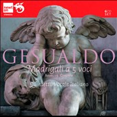 Gesulado: Madrigali a 5 Voci, books 1-6 complete / Quintetto Vocale Italiano