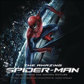 James Horner: The  Amazing Spider-Man [Music from the Motion Picture]
