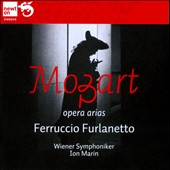 Mozart: Opera Arias for Bass from Don Giovanni; Le nozze di Fagaro; Magic Flute et al. / Ferruccio Furlanetto, bass