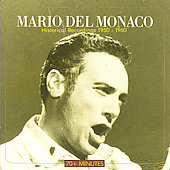 Mario del Monaco - Historical Recordings 1950-1960