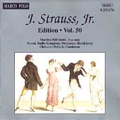 J. Strauss Jr. Edition Vol 50 / Christian Pollack, et al