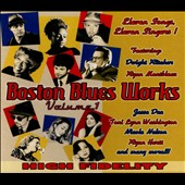 Various Artists: Boston Blues Works, Vol. 1 [Digipak]