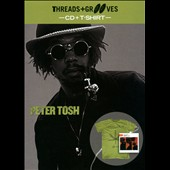Peter Tosh: Playlist: The Very Best of Peter Tosh [Threads and Grooves]