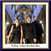 Vespera de Beata Maria Vergine - Cistercian chants and antiphons from 13th century Maulbronn Abbey / Vox Nostra Ens.