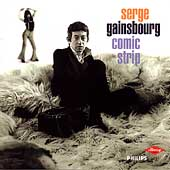 Serge Gainsbourg: Comic Strip