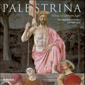 Palestrina: Missa Ad coenam Agni; antiphons, motets, offertoiries / Brabant Ens.