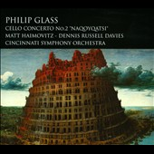 Philip Glass: Cello Concerto No. 2 