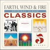 Earth, Wind & Fire: Original Album Classics [2013] [6/25]