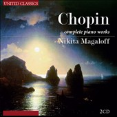 Chopin: The Nocturnes / Nikita Magaloff, piano