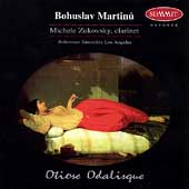 Otiose Odalisque - Martinu / Michele Zukovsky, et al