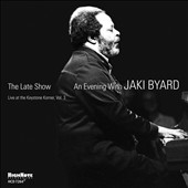 Jaki Byard: The Late Show: An Evening with Jaki Byard: Live at the Keystone Korner, Vol. 3 *