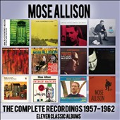 Mose Allison: The Complete Recordings: 1957-1962