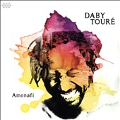 Daby Touré: Amonafi [Digipak]