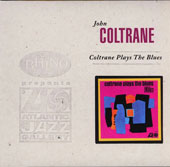John Coltrane: Plays the Blues