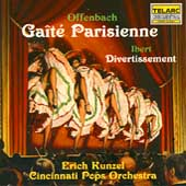 Offenbach: Ga&#238;te Parisienne, etc;  Ibert: Divertissement