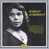 Marian Anderson Vol 1