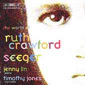 The World of Crawford-Seeger / Jenny Lin, Timothy Jones
