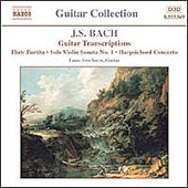 Guitar Collection - Bach: Guitar Transcriptions / Voorhorst