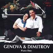 Genova & Dimitrov - Piano Duo