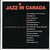 Various Artists: Jazz in Canada, Vol. 1