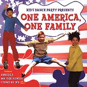 Kids Dance Party: Kid's Dance Express: One America, One Family *