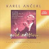 Ancerl Gold Edition 19 - Dvorák: Symphony no 6, etc
