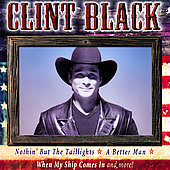 Clint Black: All American Country [BMG Special Products]