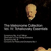 The Metronome Collection Vol IV - Tchaikovsky Essentials
