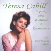 Strauss, Rachmaninov: Songs / Cahill, Vignoles