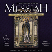 Handel: Messiah Highlights / Burgomaster, et al