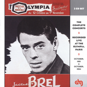 Jacques Brel: The Olympia 1961 & 1964