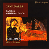Catalan Chistmas Carols / Cor Madrigal Vocal Ensemble