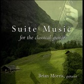 Suite Music for the Classical Guitar