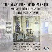 Masters of Romantic Music - Gounod, Schubert, Massenet