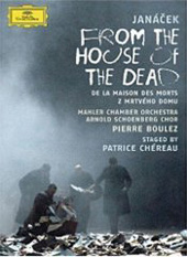 Janacek: From The House of the Dead / Boulez/Mahler Chamber Orch. [DVD]