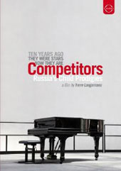 Competitors: Russia's Child Prodigies / A Film by Irene Langemann [DVD]