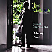 French Impressions - Debussy, Ravel / Galbraith
