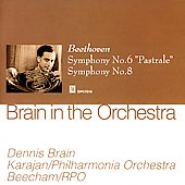 Brain in the Orchestra Vol 1 - Beethoven: Symphonies