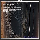 Pettersson: Symphony no 12 / Honeck, Swedish Radio SO, et al