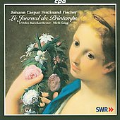 Fischer: Le Journal du Printemps Op 1 / Gaigg, Orfeo Baroque Orchestra