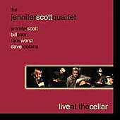 Jennifer Scott: Live at the Cellar *