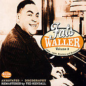 Fats Waller: The Complete Recorded Works, Vol. 3: Rhythm and Romance