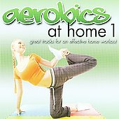 Various Artists: Aerobics at Home, Vol. 1 (Green Edition)