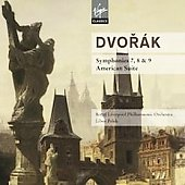 Dvor&aacute;k: Symphonies nos 7, 8 & 9 / Libor Pesek, Royal Liverpool Philharmonic Orchestra