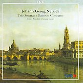 Neruda: Trio Sonatas and Bassoon Concerto / Azzolini, Parnassi musici
