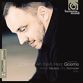 Matthias Goerne Schubert Edition Vol 2 - An mein Herz