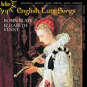 English Lute Songs / Robin Blaze, Elizabeth Kenny