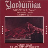 Yardumian: Symphony No. 2; Armenian Suite