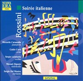 Rossini: Soir&#233;e italienne